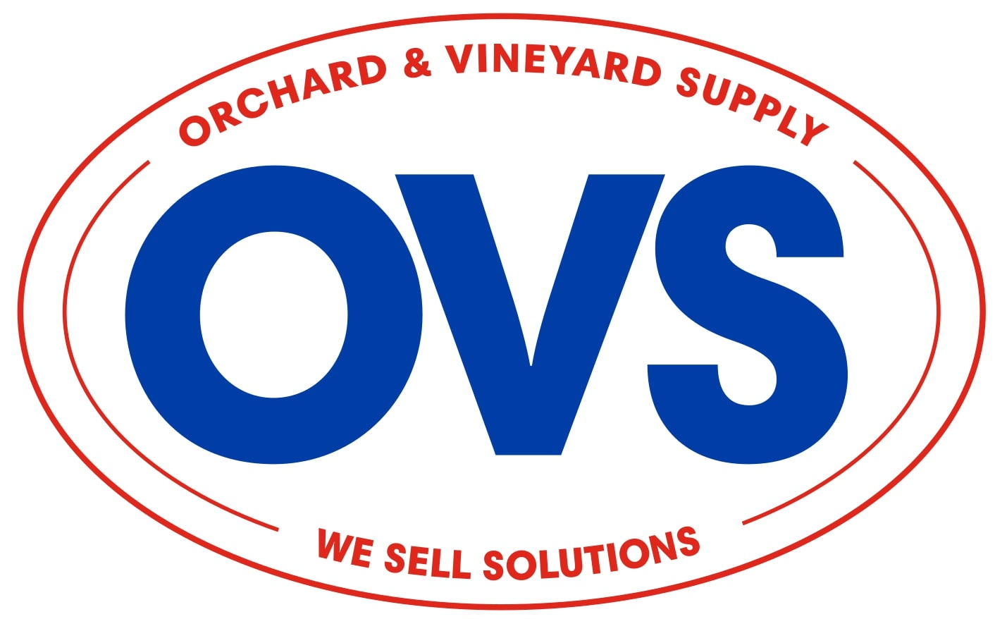 OVS-Orchard  Vineyard Supply Logo