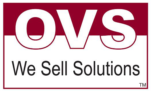 OVS Logo - We Sell Solutions - Color small